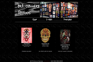 Art Gallery Tattoos